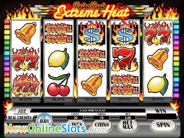 Retro Reels - Extreme Heat Slot Machine Online ᐈ Microgaming™ Casino Slots