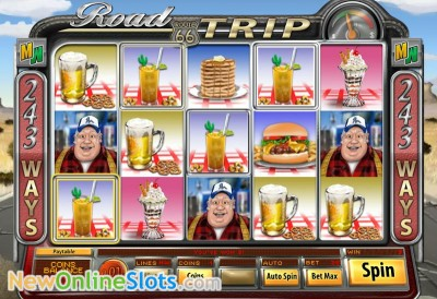 Road Trip Max Slot Machine Online ᐈ Saucify™ Casino Slots