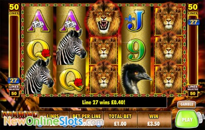 Roaming Reels slot by Ainsworth image #1