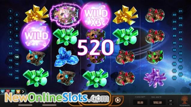 Robotnik Slot - Play Free Yggdrasil Slots Online