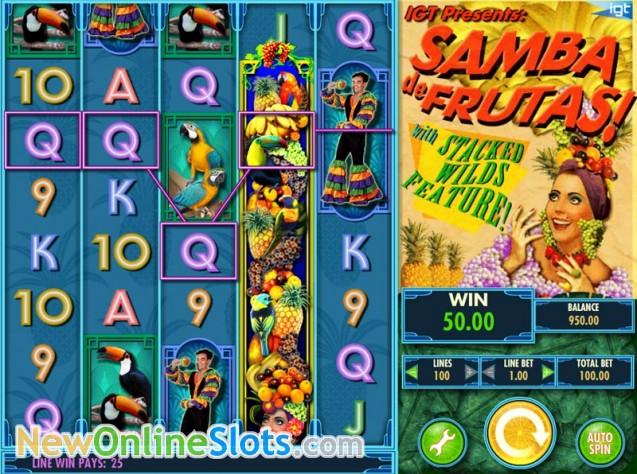 slots online de online kazino