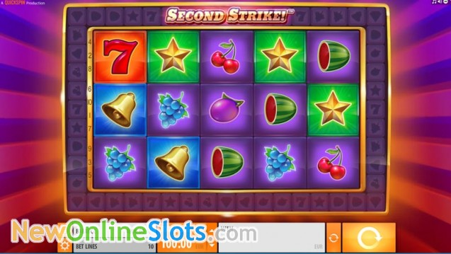 Second Strike! Slot - QuickSpin - Rizk Online Casino Deutschland