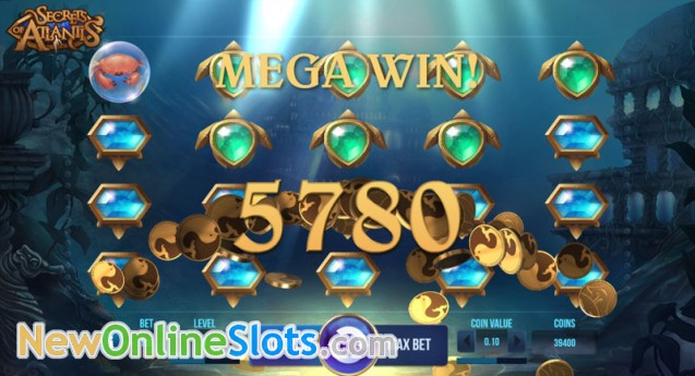 Secrets of Atlantis Slot - NetEnt - Rizk Online Casino Deutschland