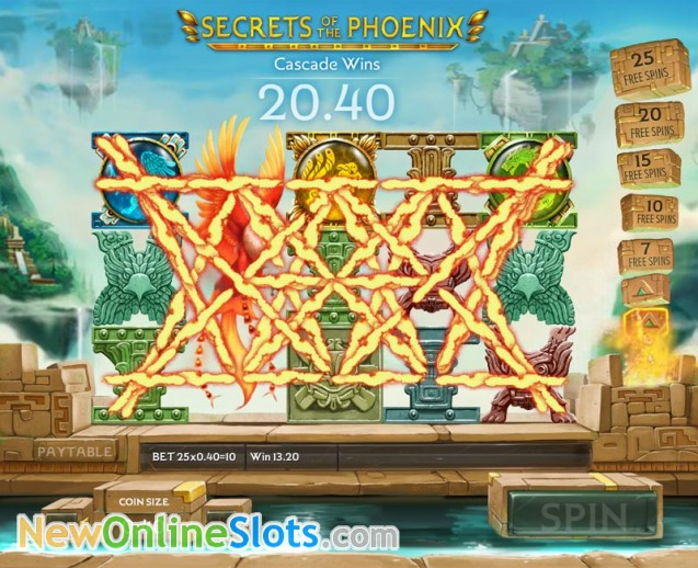 Secrets of the Phoenix Slot - Play Online Slots for Free