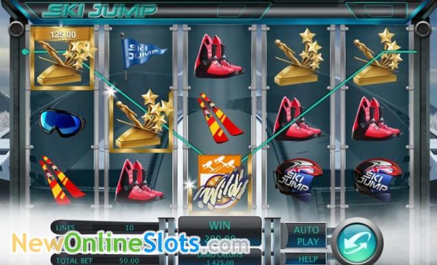 Ski Jump Slot Machine Online ᐈ Genesis Gaming™ Casino Slots