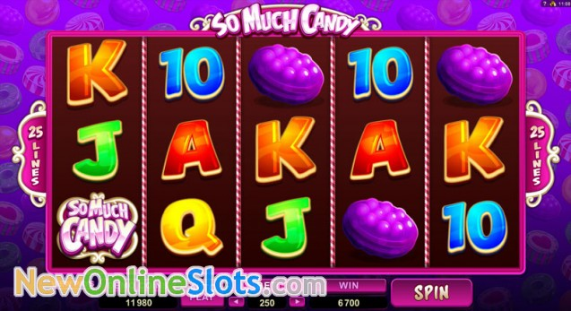So Much Candy Slot Machine Online ᐈ Microgaming™ Casino Slots