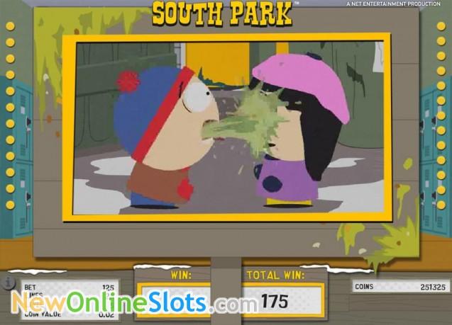 netent south park slot