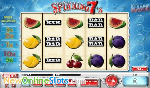 free casino play online burn the sevens online