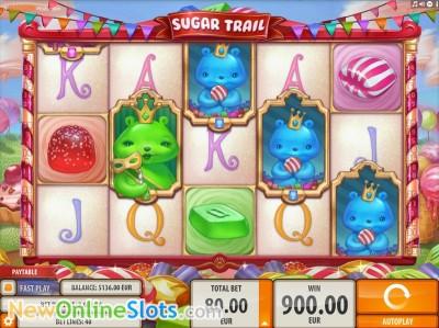 Sugar Trail Slots - Play Free Quickspin Slot Games Online