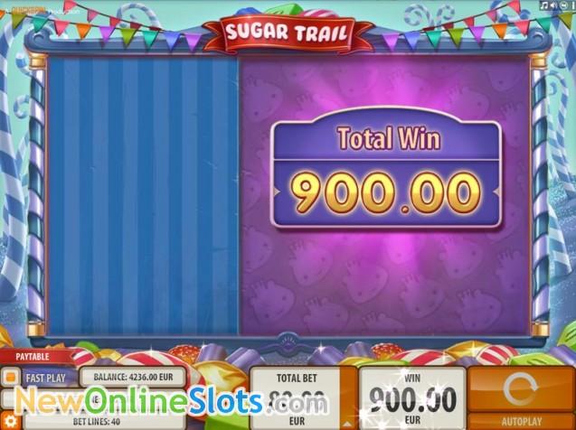 Sugar Trail Online Slot - QuickSpin Slots - Rizk Online Casino Sverige