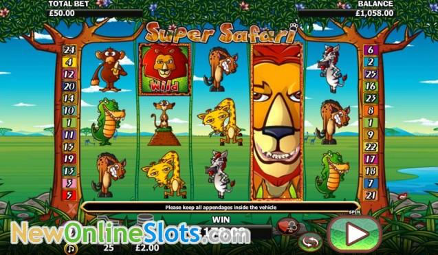 Lucky meerkats slot machine online