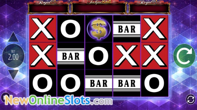Play the Super Spinner Bar X slot at Casumo