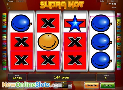 online slot games for money supra hot