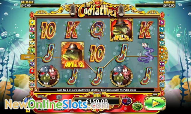 The Codfather Slot Machine Online ᐈ NextGen Gaming™ Casino Slots