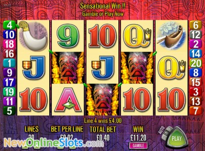 aristocrat easter island slot machine