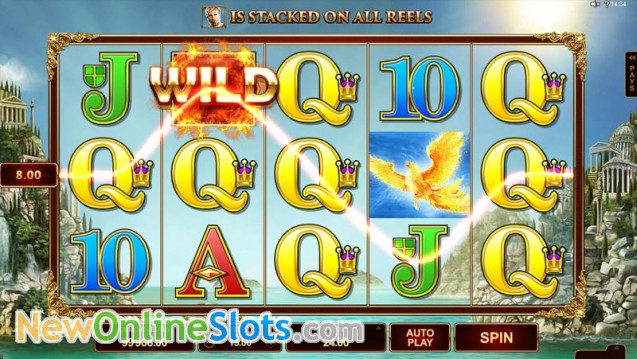 Titans of the Sun Hyperion Slot Machine Online ᐈ Microgaming™ Casino Slots