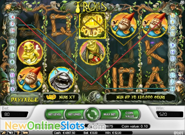 Trolls™ Slot Machine Game to Play Free in NetEnts Online Casinos