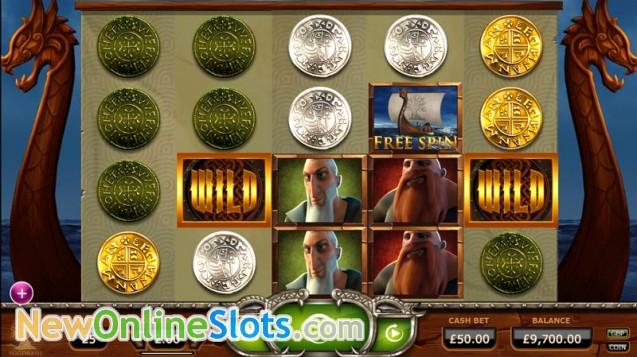 Vikings Go Wild - Casumo online casino