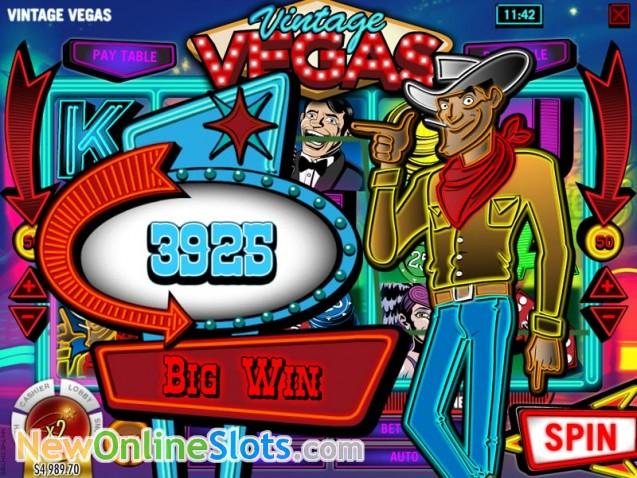Vintage Vegas Slot Machine Online ᐈ Rival™ Casino Slots
