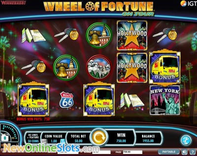 slot online wheel book