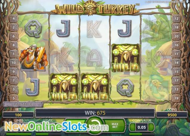 Wild Turkey Online Slot - NetEnt Slots - Rizk Online Casino Sverige