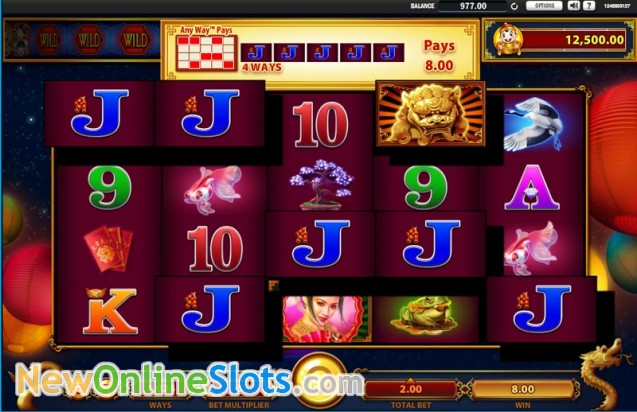 Wishing You Fortune Online Slot - Rizk Online Casino Sverige