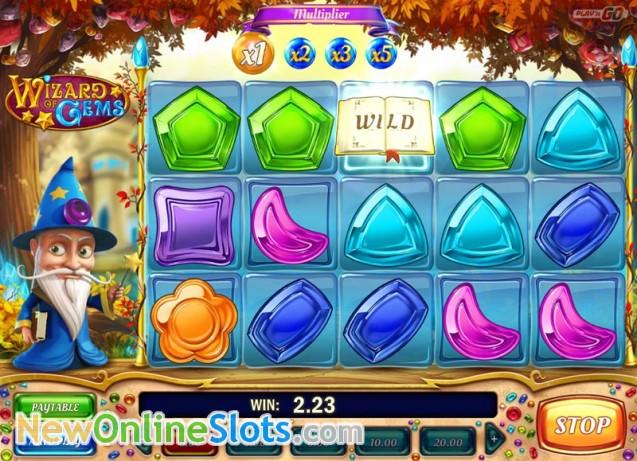 Wizard of Gems Slot - Play N Go Casino - Rizk Online Casino Deutschland