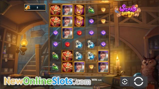 Spiele Wizard Shop - Video Slots Online
